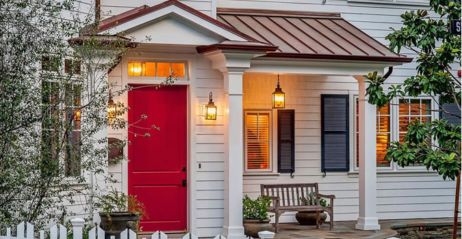 Exterior High Quality Painting Albuquerque Door painting in Albuquerque